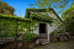 Το Jiangsu Huishan στέλνει την αρχιτεκτονική κήπων πάρκων Chang Στοκ Φωτογραφία