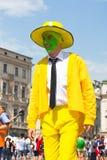 Το Juwenalia, είναι ετήσιες διακοπές των σπουδαστών στην Πολωνία, που γιορτάζονται συνήθως για τρεις ημέρες τέλη Μαΐου Στοκ Φωτογραφίες