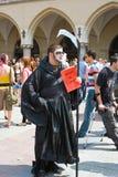 Το Juwenalia, είναι ετήσιες διακοπές των σπουδαστών στην Πολωνία Στοκ Φωτογραφίες