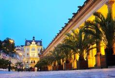 Το Karlovy ποικίλλει Στοκ εικόνα με δικαίωμα ελεύθερης χρήσης