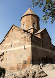 Το Khor Virap το βαθύ μπουντρούμι είναι ένα αρμενικό μοναστήρι τοποθετημένο Στοκ φωτογραφίες με δικαίωμα ελεύθερης χρήσης
