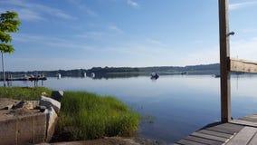 Το kickemuit το πρωί Στοκ φωτογραφίες με δικαίωμα ελεύθερης χρήσης