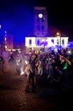 Το Krampus παρουσιάζει στοκ φωτογραφία με δικαίωμα ελεύθερης χρήσης