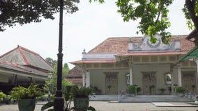 Το Kraton ή Keraton είναι η της Ιάβας λέξη για ένα βασιλικό παλάτι Το όνομά του προέρχεται από Κα-ratu-που σημαίνει την κατοικία απόθεμα βίντεο