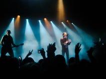 Το Lacrimosa παρουσιάζει Στοκ Εικόνες