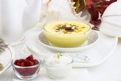 Το Lassi γλυκό πίνει τα τρόφιμα Στοκ φωτογραφίες με δικαίωμα ελεύθερης χρήσης