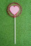 Το Lollipop ακτινοβολεί επάνω Στοκ φωτογραφία με δικαίωμα ελεύθερης χρήσης