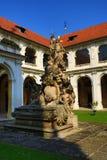 Το Loreta είναι ένας μεγάλος προορισμός προσκυνήματος σε HradÄ  οποιοιδήποτε, μια περιοχή της Πράγας, Δημοκρατία της Τσεχίας στοκ φωτογραφίες