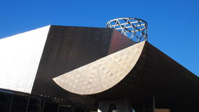 Το Lowry, Μάντσεστερ UK Στοκ Εικόνες