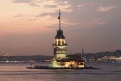 Το Maiden& x27 πύργος του s στοκ εικόνες