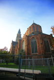 Το martinikerk στο Γκρόνινγκεν Στοκ Φωτογραφίες