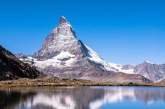 Το Matterhorn Στοκ Εικόνες