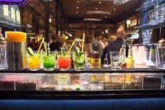 Το ` Mercado de SAN Miguel ` στη Μαδρίτη στοκ φωτογραφίες με δικαίωμα ελεύθερης χρήσης