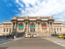 Το Metropolitan Museum of Art στη Νέα Υόρκη Στοκ εικόνα με δικαίωμα ελεύθερης χρήσης