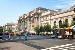 Το Metropolitan Museum of Art στη Νέα Υόρκη Στοκ Εικόνα