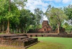 Το Meuang τραγουδά το ιστορικό πάρκο, Ταϊλάνδη στοκ φωτογραφίες με δικαίωμα ελεύθερης χρήσης