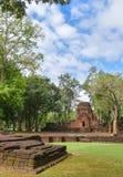 Το Meuang τραγουδά το ιστορικό πάρκο, Ταϊλάνδη στοκ εικόνες