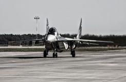 Το Mikoyan miG-29 υπομόχλιο στοκ εικόνες με δικαίωμα ελεύθερης χρήσης