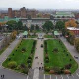 Το Montréal Καναδάς Québec τοποθετεί βασιλικό Στοκ Φωτογραφία