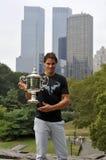Το Nadal κερδημένες Rafa ΗΠΑ ανοίγει το 2013 (8) Στοκ φωτογραφίες με δικαίωμα ελεύθερης χρήσης