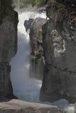 Το Nairn πέφτει επαρχιακό πάρκο, κατακόρυφος συριστήρων Στοκ φωτογραφία με δικαίωμα ελεύθερης χρήσης