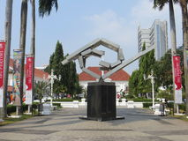 Το National Gallery της Ινδονησίας Στοκ Εικόνες