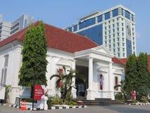 Το National Gallery της Ινδονησίας Στοκ εικόνα με δικαίωμα ελεύθερης χρήσης