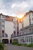 Το Nurtingen, οδός είναι μια πόλη στη νότια Γερμανία Βρίσκεται στον ποταμό Neckar Στοκ φωτογραφία με δικαίωμα ελεύθερης χρήσης