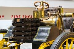 Το NW αγωνιστικό αυτοκίνητο 12 HP στέκεται από το 1900 στο εθνικό τεχνικό μουσείο Στοκ φωτογραφία με δικαίωμα ελεύθερης χρήσης