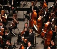 Το Orchestre εθνικό de Γαλλία, Παρίσι, μπορεί 10, το 2015 Στοκ Φωτογραφίες