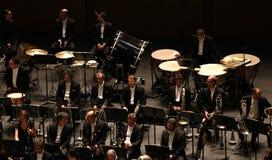 Το Orchestre εθνικό de Γαλλία, Παρίσι, μπορεί 10, το 2015 Στοκ Εικόνες