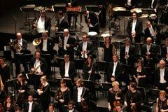Το Orchestre εθνικό de Γαλλία, Παρίσι, μπορεί 10, το 2015 Στοκ εικόνες με δικαίωμα ελεύθερης χρήσης
