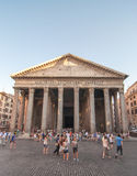 Το Pantheon στοκ φωτογραφίες με δικαίωμα ελεύθερης χρήσης