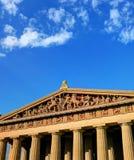 Το Parthenon στο Νάσβιλ, Τένεσι Στοκ Εικόνες