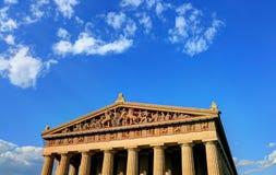 Το Parthenon στο Νάσβιλ, Τένεσι Στοκ Φωτογραφίες