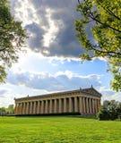 Το Parthenon στο Νάσβιλ, Τένεσι Στοκ εικόνες με δικαίωμα ελεύθερης χρήσης