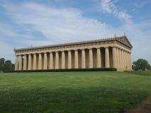 Το Parthenon Στοκ εικόνες με δικαίωμα ελεύθερης χρήσης