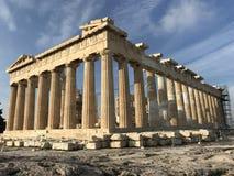 Το Parthenon Στοκ φωτογραφία με δικαίωμα ελεύθερης χρήσης