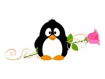 Το Penguin με αυξήθηκε διανυσματική απεικόνιση