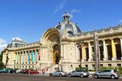 Το Petit Palais στο Παρίσι, Γαλλία Στοκ Εικόνες