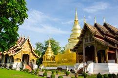 Το Phra τραγουδά το ναό Στοκ φωτογραφία με δικαίωμα ελεύθερης χρήσης