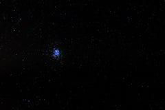 Το Pleiades Στοκ φωτογραφία με δικαίωμα ελεύθερης χρήσης