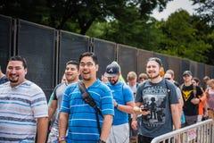 Το Pokemon πηγαίνει φεστιβάλ - Σικάγο, IL Στοκ Εικόνες