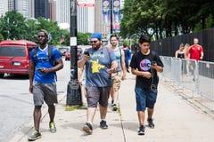 Το Pokemon πηγαίνει φεστιβάλ - Σικάγο, IL Στοκ Εικόνα