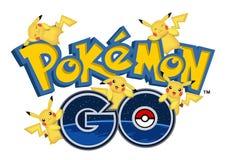 Το Pokemon πηγαίνει ελεύθερη απεικόνιση δικαιώματος