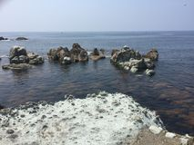 Το Praia χαλά Στοκ Εικόνες