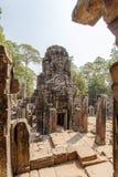 Το Prasat Bayon το πρωί, Angkor Thom, Siem συγκεντρώνει, Καμπότζη Στοκ φωτογραφία με δικαίωμα ελεύθερης χρήσης