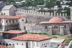Το Rabati Castle σε Akhaltsikhe, Γεωργία Στοκ φωτογραφία με δικαίωμα ελεύθερης χρήσης