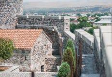 Το Rabati Castle σε Akhaltsikhe, Γεωργία Στοκ Εικόνα