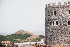 Το Rabati Castle σε Akhaltsikhe, Γεωργία Στοκ εικόνες με δικαίωμα ελεύθερης χρήσης